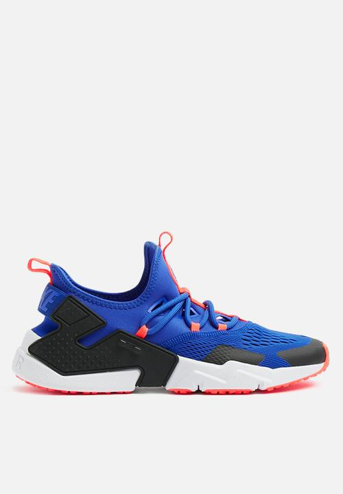 4877c0173 Nike Air Huarache Drift Breathe - Racer Blue/Racer Blue- Black Nike ...
