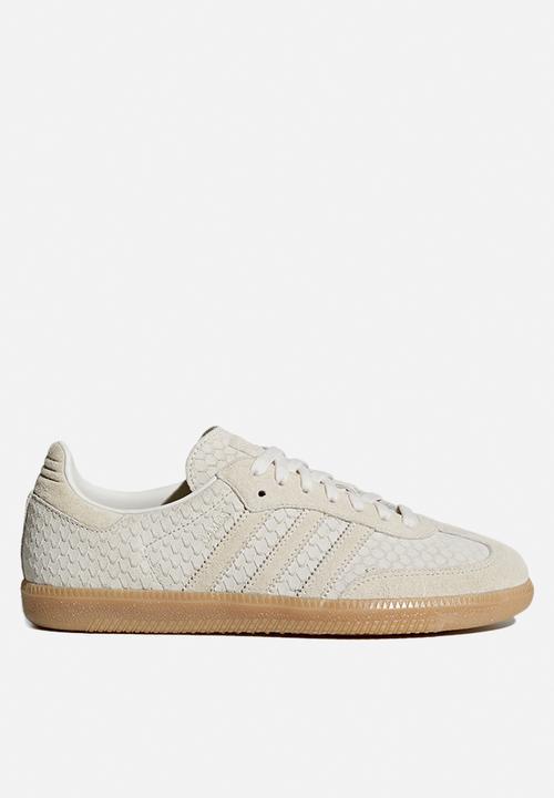 81558488b79c Samba OG W - Chalk White Chalk White Gum4 adidas Originals Sneakers ...