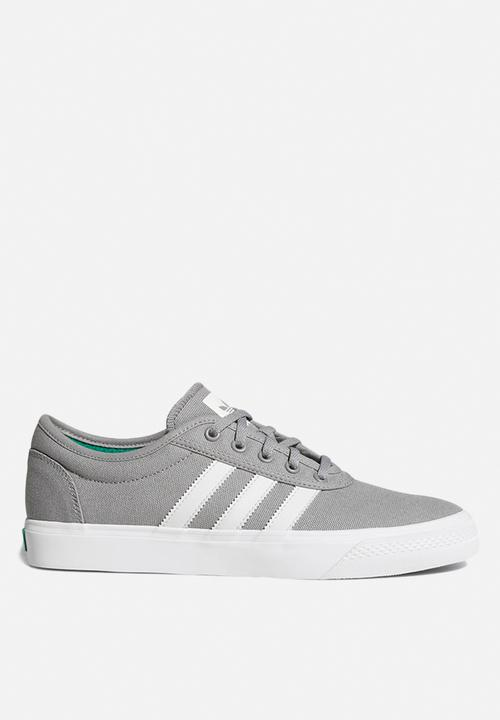 466fc67d6ad712 Adi Ease - Solid Grey   White adidas Originals Sneakers ...