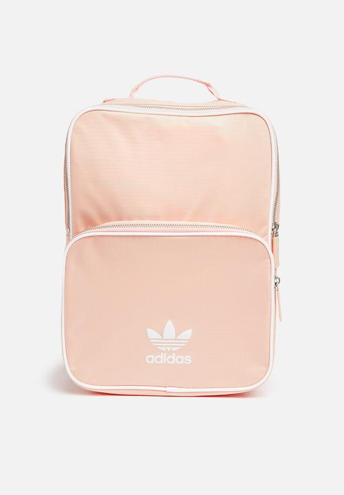 ef15960bbff7 Classic adicolor backpack - blush pink adidas Originals Bags ...