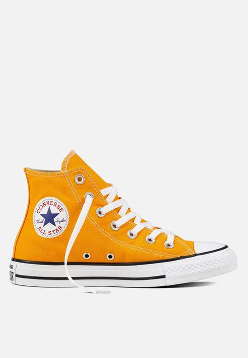 200ef0f8e844 Converse Chuck Taylor All Star Hi - 159674C - Orange Ray Converse ...