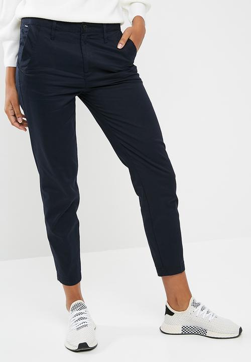 5e6992a73b83b Bronson mid skinny chino - Mazerine blue G-Star RAW Trousers ...