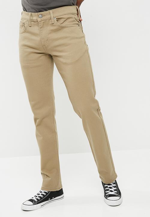 58d79b75 511 Slim Fit jeans - Lead Grey Levi's® Jeans | Superbalist.com