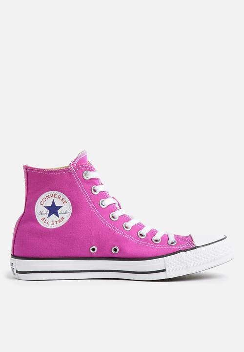 05f6659fe739 Converse Ctas Hi -159673C - Hyper Magenta Converse Sneakers ...
