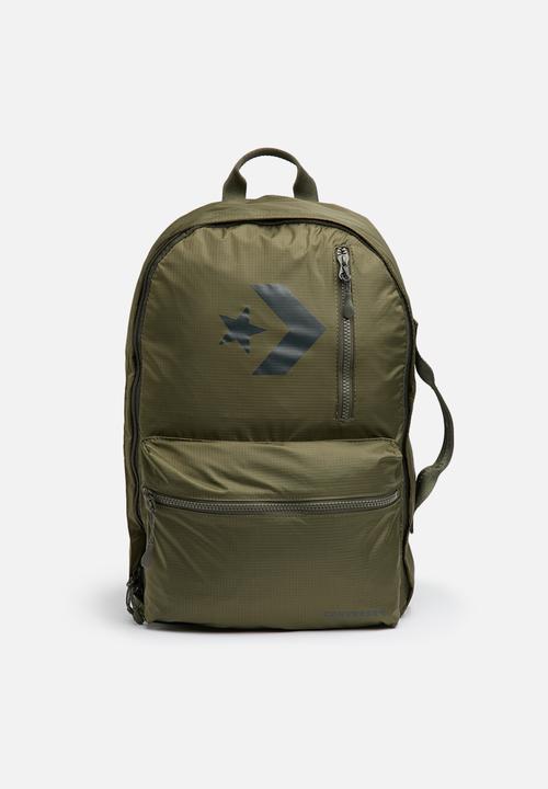 a44c6b0e0efc 22L Converse backpack - medium olive   beluga Converse Bags ...