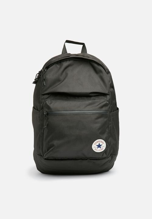 Converse Chuck Plus 1.0 backpack - black Converse Bags   Wallets ... fb9a90a0e6142