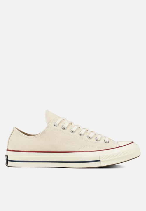Converse Chuck Taylor All Star '70 Ox Sneakers In Parchment 162062C