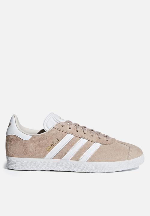Gazelle W - Ash Pearl S18 ftwr white linen adidas Originals Sneakers ... a601f6a17