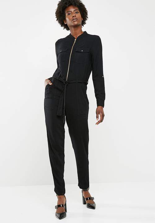 c6addfaecaa Boston jumpsuit - Black Jacqueline de Yong Jumpsuits   Playsuits ...