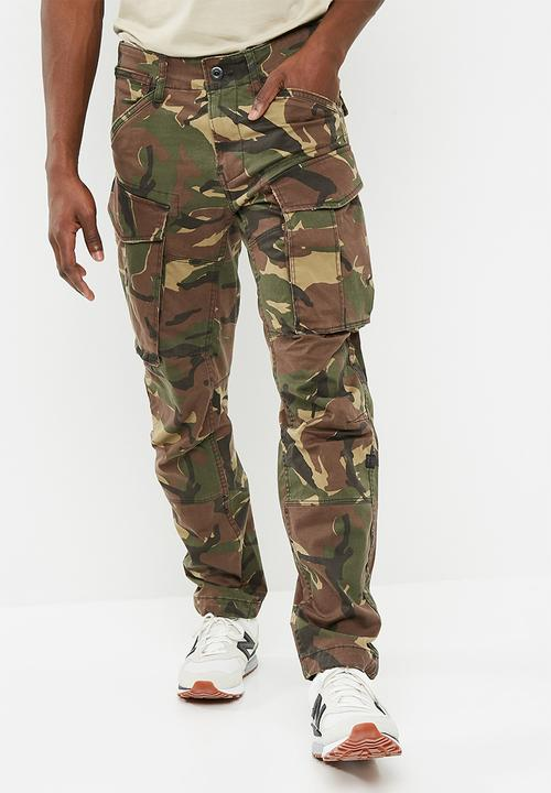 252be349784 Rovic 3D tapered- camo G-Star RAW Pants & Chinos | Superbalist.com