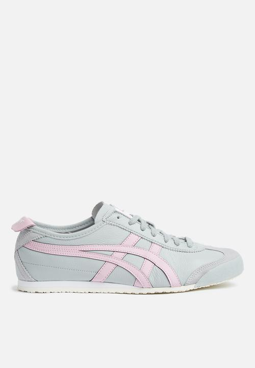 1b43e5f183 Mexico 66 - Mid Grey Rose Water Onitsuka Tiger Sneakers ...