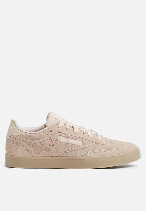 Club C 85 FVS - Gum - Bare Beige  Gum Reebok Classic Sneakers ... 7fd6c6fcd