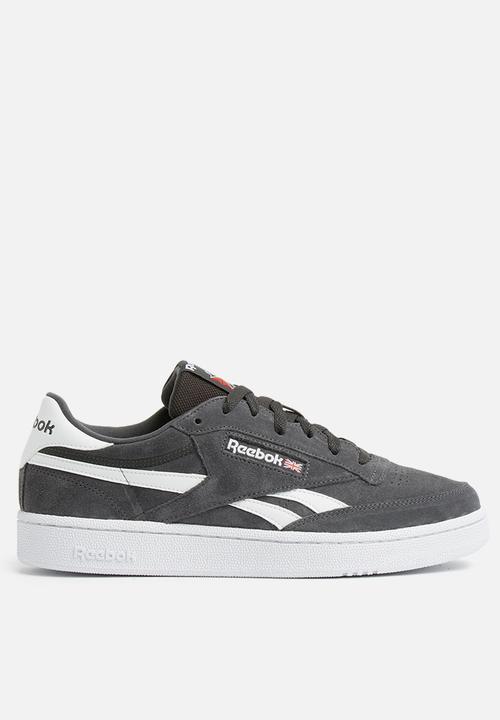 1cc4fafc986 Revenge Plus Mu - Estl- Coal/White Reebok Classic Sneakers ...