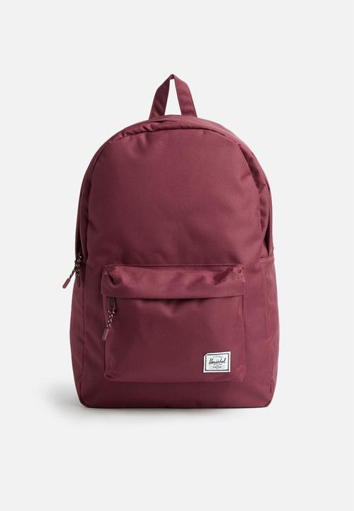 fb18a633008 Classic backpack-Wine Herschel Supply Co. Bags   Wallets ...