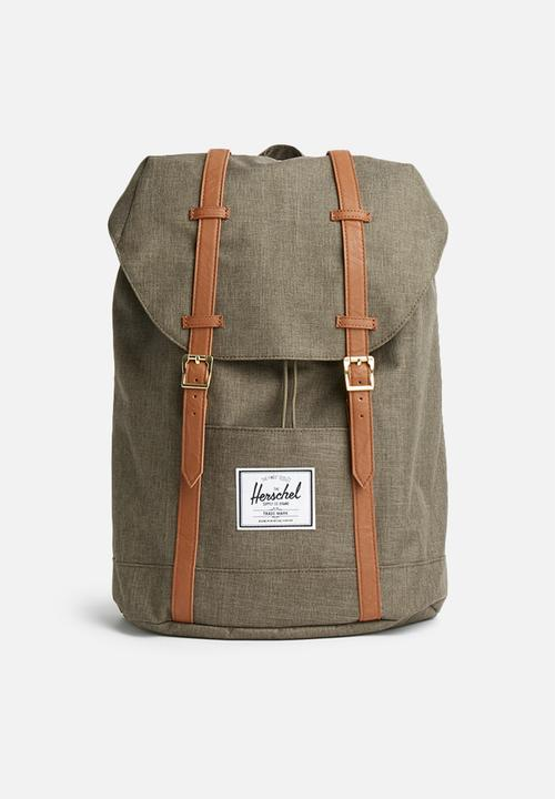Retreat Backpack-Canteen Herschel Supply Co. Bags   Wallets ... 236177efd0877