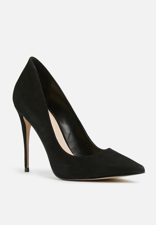 698e951b491a Cassedy2-Nubuck-Black ALDO Heels