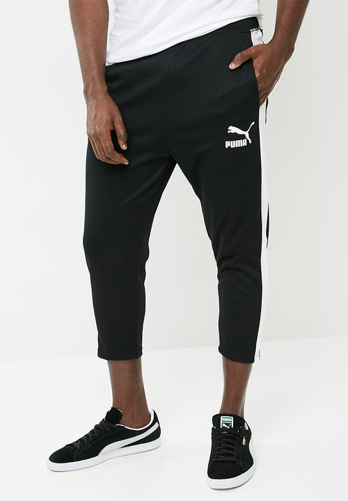 4a3dae58 Archive T7 summer pants - Puma/black PUMA Sweatpants & Shorts ...