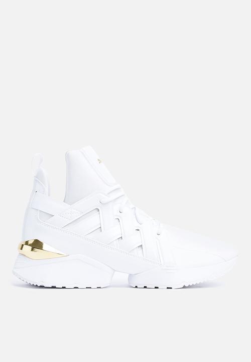 Muse Echo New School Wn s - 366770 02 - WHITE PUMA Sneakers ... 2e04a26e5