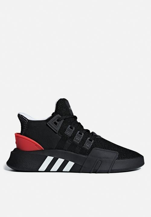 b6dcdd6342bb adidas Originals - EQT Bask Advance - core black   cloud white   hi-res