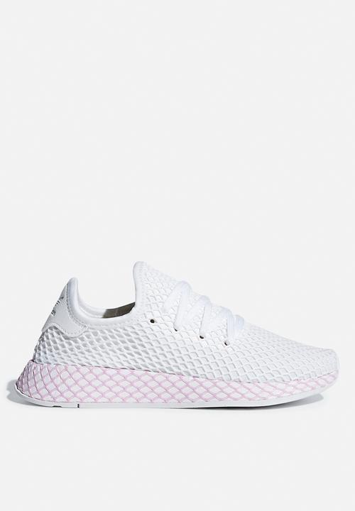 new styles 8fb82 3abeb adidas Originals - Deerupt - ftwr whiteclear lilac