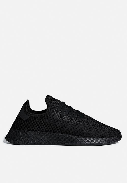 f3c90d4b2 adidas Originals Deerupt - core black core black ftwr white adidas ...