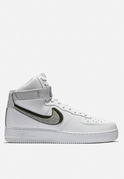buy online 1979a 387e3 Nike - Air Force 1 High  07 LV8 - White   Wolf Grey   Pure