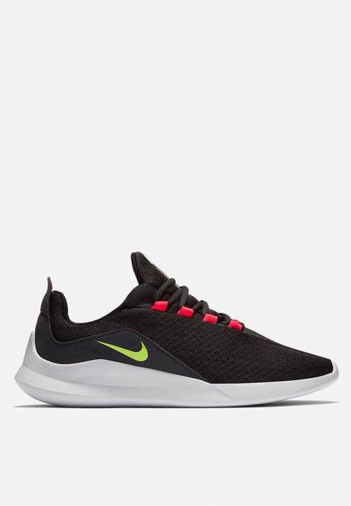 new styles 474c4 8e86b Nike - Viale - Black   Volt   Solar Red
