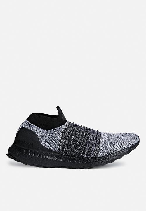 7e7d4fe8d adidas UltraBOOST Laceless - core black   white adidas Performance ...