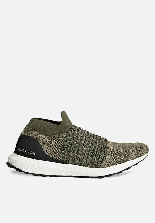 e54a82c41 adidas Performance - UltraBOOST Laceless - trace cargo  core black
