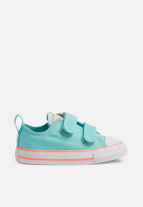 07f15925d953e2 Chuck taylor all star 2v - ox - bleached aqua crimson pulse white ...