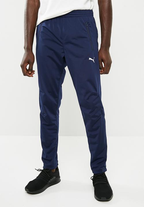 8e387bacb1d7 Tricot Pant Peacoat - Navy PUMA Sweatpants   Shorts