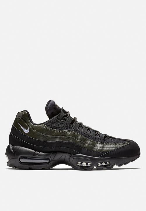 buy online 77cb6 905d1 Nike - Air Max 95 Essential - Black   Sequoia