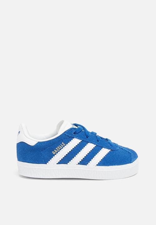 7edb9493f0e Gazelle I adidas - royal blue/white adidas Originals Shoes ...