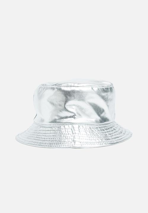 d47d3581ea0 Bucket hat-Fabric-Silver Superbalist Headwear