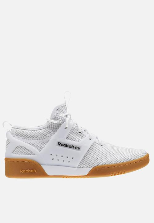 7ce9061d53a Workout ULS ULTK - og- white black gum Reebok Classic Sneakers ...