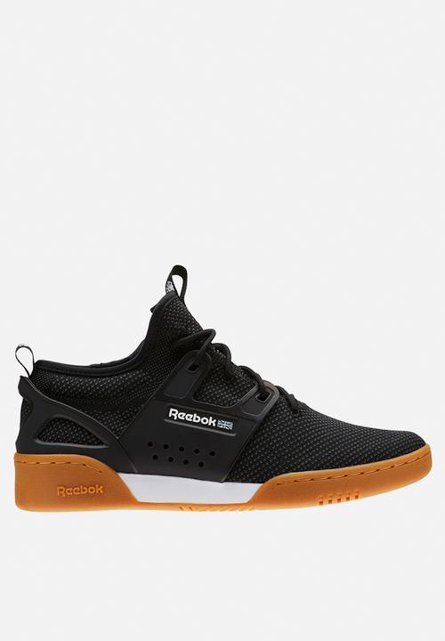daddd65c4b805 Workout ULS ULTK - og - black white gum Reebok Classic Sneakers ...