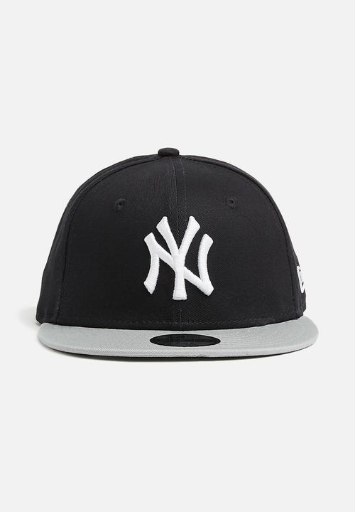 c2ad461e301 Kids snapback cap New York yankees - black grey New Era Accessories ...