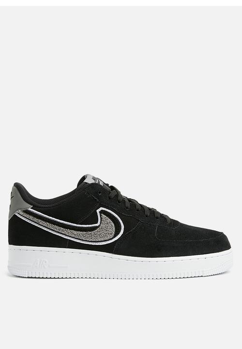 3fc9bf437f5 Men s Air Force 1  07 LV8 - 823511-014 - Black   White   Cool Grey ...