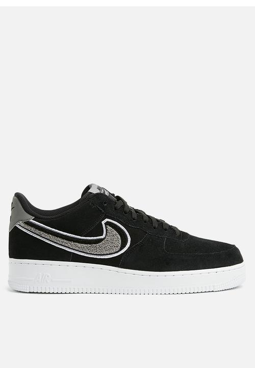 sale retailer 186ee ed2b7 Nike - Air Force 1  07 LV8 - Black   White   Cool Grey