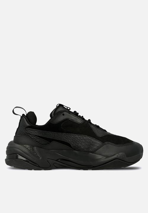 82ca63b38fea1 PUMA - Thunder desert - 367997 04 - Black PUMA Sneakers ...