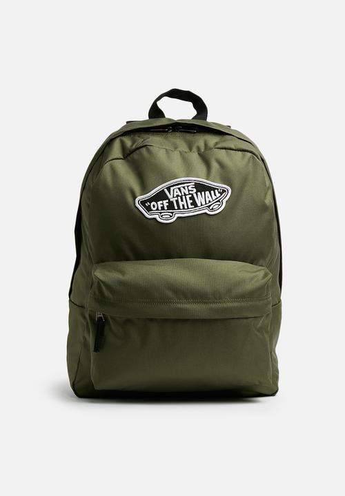 9d00ab0edc Realm Backpack - Grape Leaf Vans Bags   Wallets