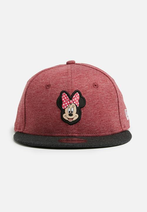 59d9c4cc5d7 Kids Minnie mouse character snapback cap - scarlet New Era ...