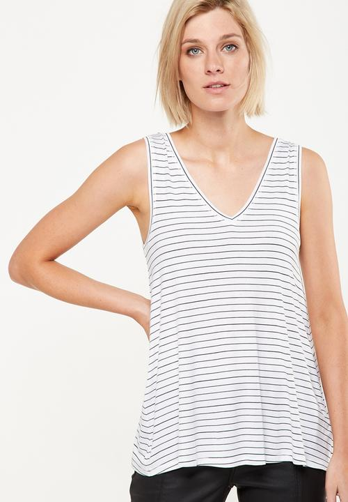 ef4aa6ad10 Summer Tank top - white Cotton On T-Shirts, Vests & Camis ...
