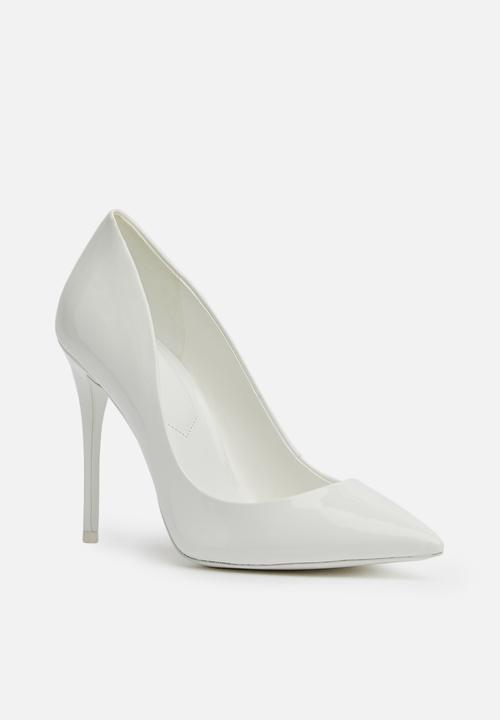 25de448ab8 ALDO - Stessy pointed stiletto heel - white