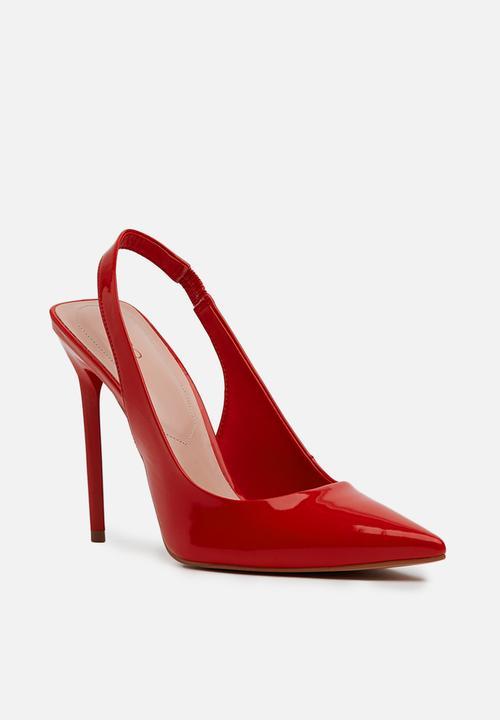 823a53386b7 ALDO - Haughton stiletto heel - red