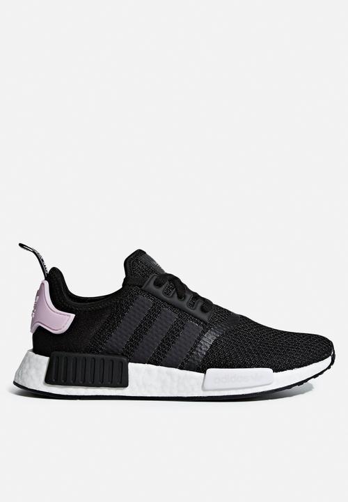 d6a014aa4e71b NMD R1 W - core black ftwr white clear pink adidas Originals ...