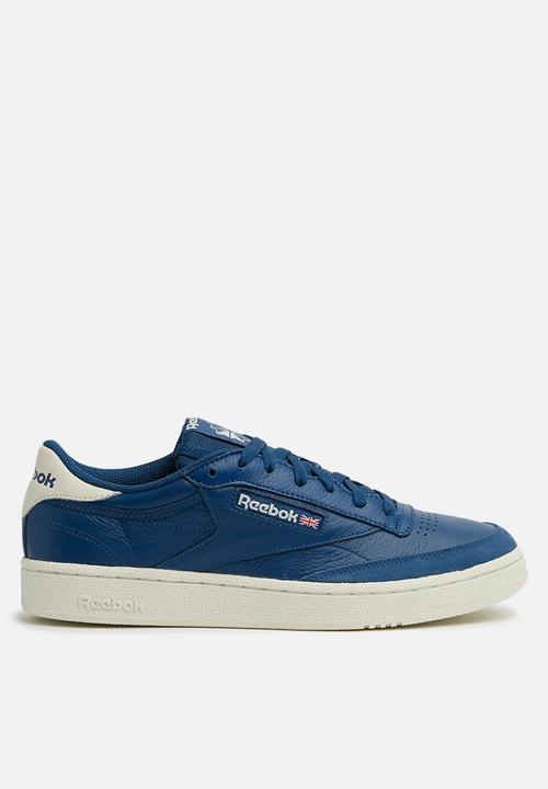 0634c91ab5a Club C 85 Mu - Trc - bunker blue chalk Reebok Classic Sneakers ...