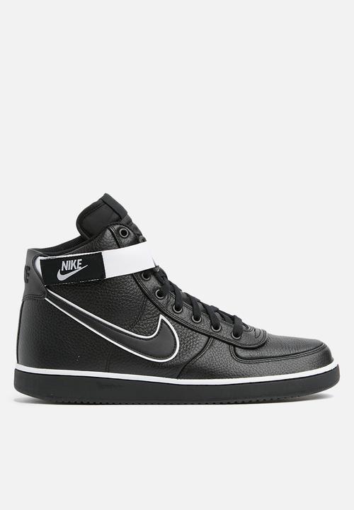 Nike Vandal High Supreme Leather Ah8518 003 Black White Nike