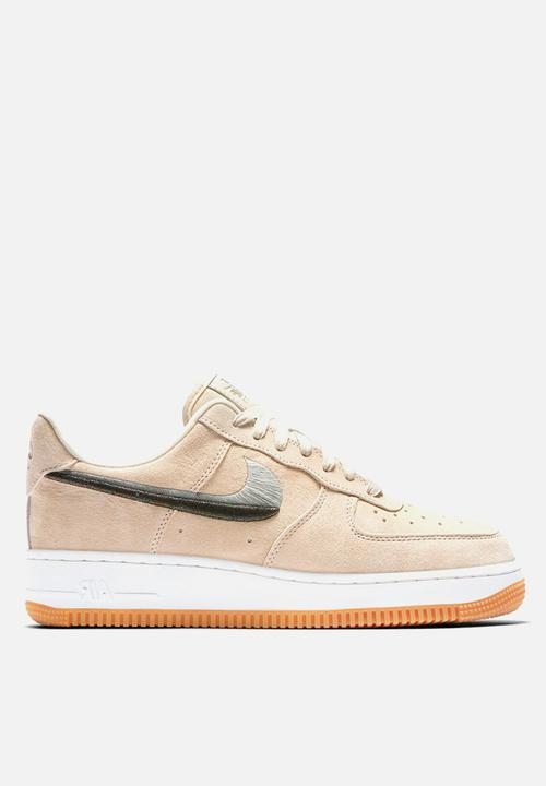 dc7e09132a7 Women s Nike Air Force 1  07 Lux - 898889-801 - Guava Ice   Enamel ...