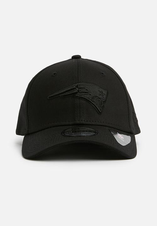 buy popular 34e69 dc911 39Thirty black on black-New England Patriots-black New Era Headwear    Superbalist.com